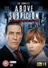 Image for Above Suspicion: Complete Series 1-4