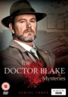 Image for The Doctor Blake Mysteries: Series Three