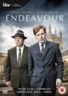 Image for Endeavour: Series 1-3