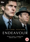 Image for Endeavour: Complete Series One to Six
