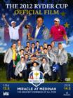 Image for Ryder Cup: 2012 - Official Film - 39th Ryder Cup