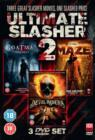 Image for Ultimate Slasher Collection II