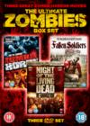 Image for The Ultimate Zombies Collection
