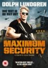 Image for Maximum Security