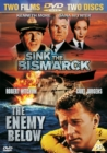 Image for The Enemy Below/Sink the Bismarck!