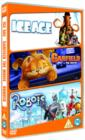 Image for Robots/Ice Age/Garfield: The Movie