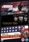 Image for The Longest Day/A Bridge Too Far/Patton