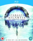 Image for Stargate Atlantis: The Complete Seasons 1-5