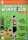 Image for Diary of a Wimpy Kid 1, 2 & 3