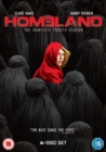 Image for Homeland: The Complete Fourth Season