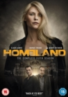 Image for Homeland: The Complete Fifth Season