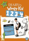 Image for Diary of a Wimpy Kid 1, 2, 3 & 4