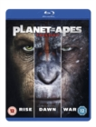 Image for Planet of the Apes Trilogy