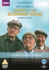 Image for Last of the Summer Wine: The Complete Series 3 and 4