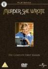 Image for Murder She Wrote: Season 1