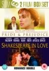 Image for Pride and Prejudice/Shakespeare in Love