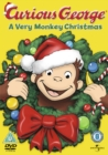 Image for Curious George: A Very Monkey Christmas