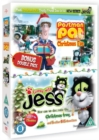 Image for Postman Pat/Guess With Jess: Christmas Pack