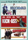 Image for Role Models/Kick-ass/Superbad