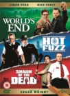 Image for Shaun of the Dead/Hot Fuzz/The World's End