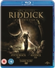 Image for Pitch Black/Chronicles of Riddick/Dark Fury - The Chronicles...
