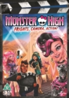 Image for Monster High: Frights, Camera, Action!