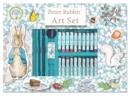 Image for Peter Rabbit Window Art Set