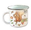 Image for Enamel Mug Squirrel Nutkin