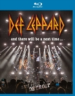 Image for Def Leppard: And There Will Be a Next Time... Live from Detroit