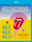 Image for The Rolling Stones: Olé Olé Olé - A Trip Across Latin America