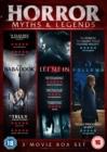 Image for Horror Myths & Legends