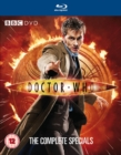 Image for Doctor Who: The Complete Specials Collection