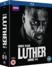 Image for Luther: Series 1-4