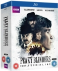 Image for Peaky Blinders: The Complete Series 1-3