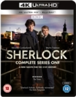Image for Sherlock: Complete Series One