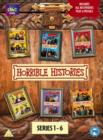 Image for Horrible Histories: Series 1-6