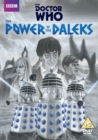 Image for Doctor Who: The Power of the Daleks