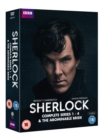 Image for Sherlock: Complete Series 1-4 & the Abominable Bride