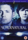 Image for Supernatural: The Complete Second Season