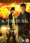 Image for Supernatural: The Complete First Season