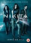 Image for Nikita: The Complete Second Season