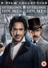 Image for Sherlock Holmes/Sherlock Holmes: A Game of Shadows