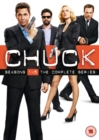 Image for Chuck: The Complete Seasons 1-5