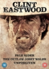 Image for Pale Rider/The Outlaw Josey Wales/Unforgiven