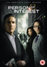 Image for Person of Interest: The Complete First Season