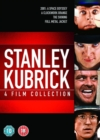 Image for Stanley Kubrick: 4-film Collection