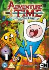 Image for Adventure Time: Season 1 - Volume 1