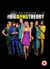 Image for The Big Bang Theory: Seasons 1-10