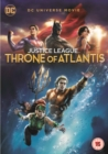 Image for Justice League: Throne of Atlantis