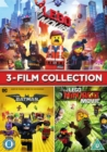Image for LEGO 3-film Collection